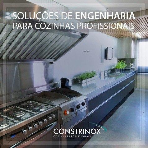 Soluções em Cozinhas Profissionais