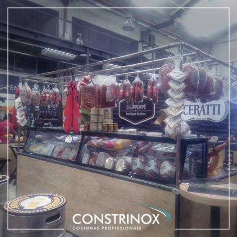 Projetos Constrinox